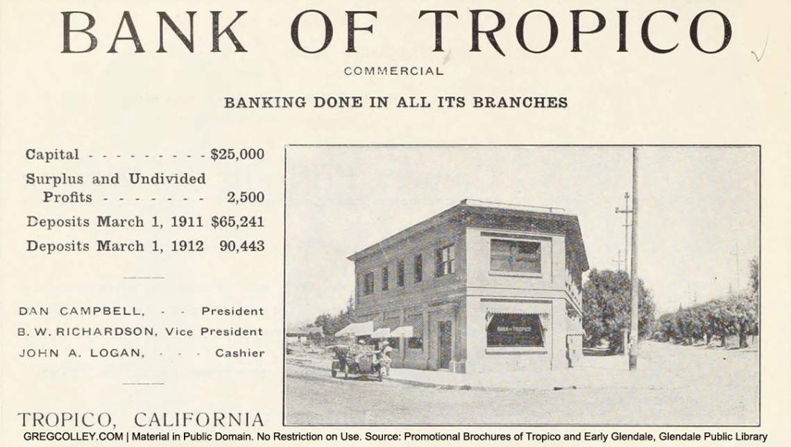 Bank of Tropico