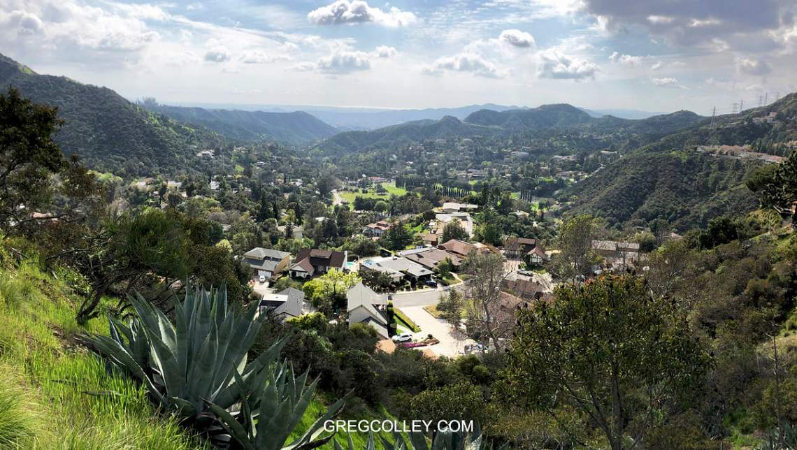 Glendale Chevy Chase Canyon